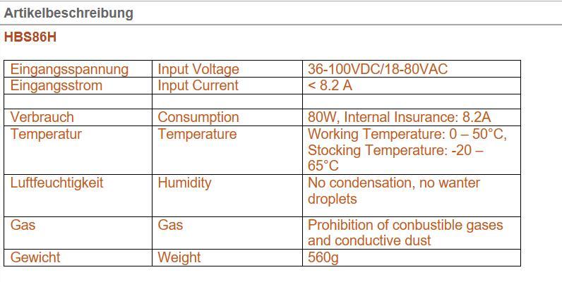ACT MOTOR NEMA34 2phase closed loop motor hybrid servo drive HBS86H 24-80VAC