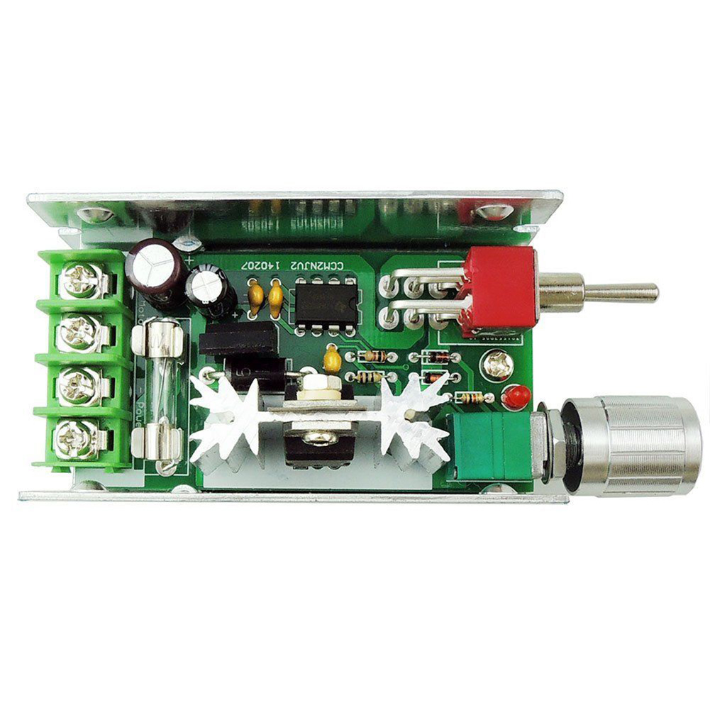 CCM2NJ 12V-40Vmax 3A DC Motor Speed Controller reversible driver PWM