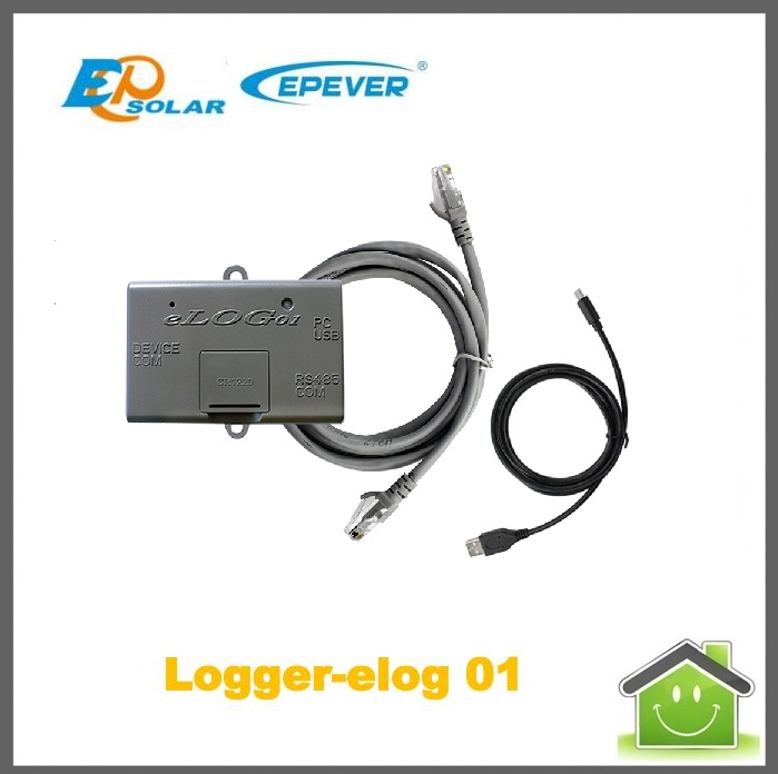 EPSOLAR Logger elog 01 for LandStar B, Tracer, ETracer and ITracer Solar Charge Controller