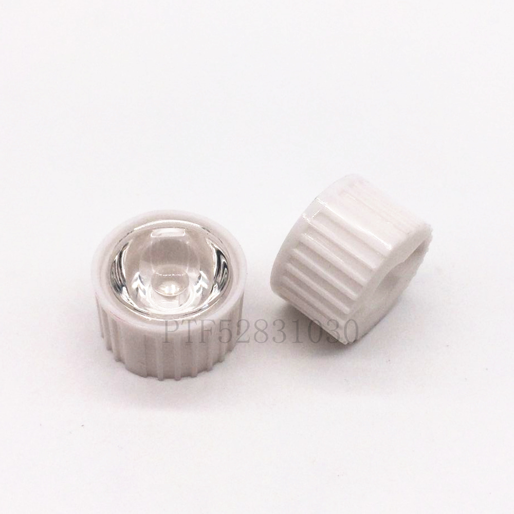 5 Pcs 15 Degree Lens for Luxeon 1W//3W LED Diameter 20mm