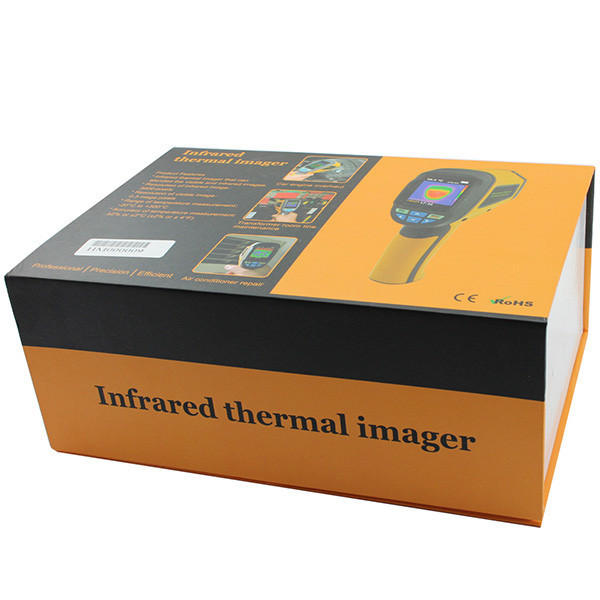 HT-02D Handheld Thermal Imaging Camera Infrared Thermometer IR Thermal Imager thermometre infrarouge termometro infravermelho