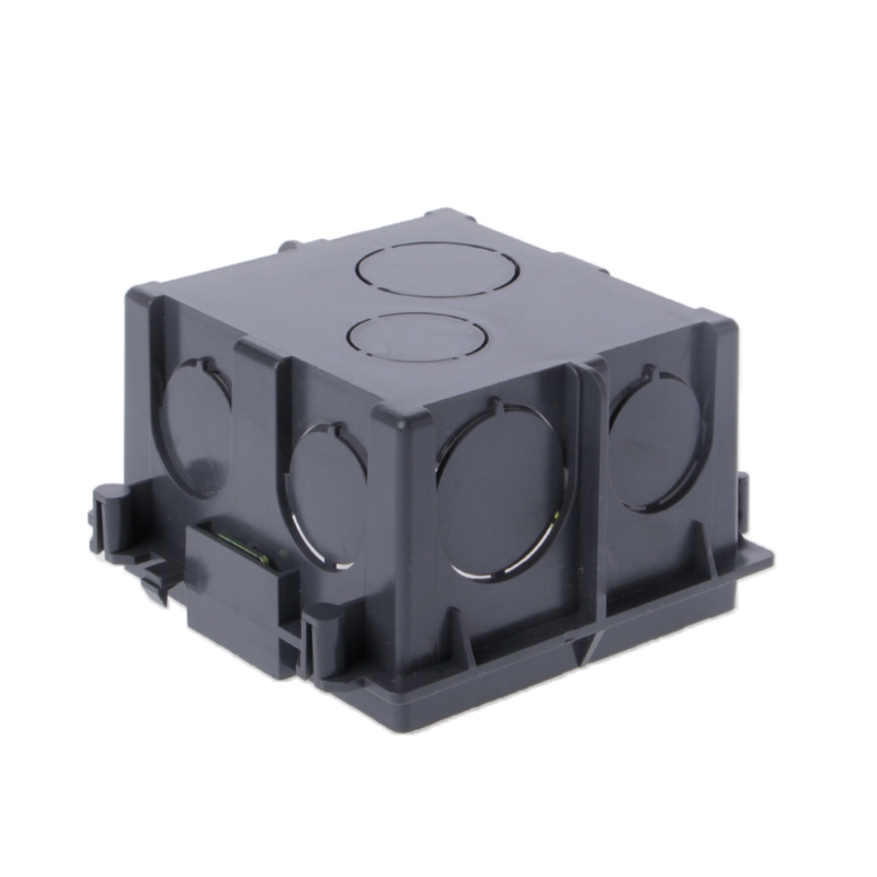 NEW 86-Type PVC Junction Box Wall Mount Cassette For Switch Socket Base  H15