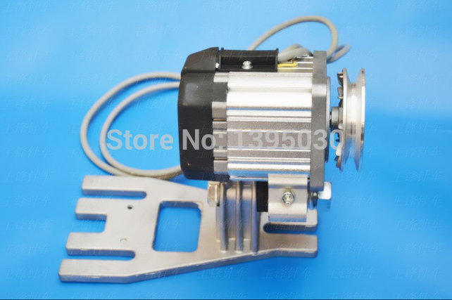 450W Industrial Mute Servo Brushless Power Energy Saving Motor 500-6500RPM Adjustable Speed Single-phase Sewing Servo Motor