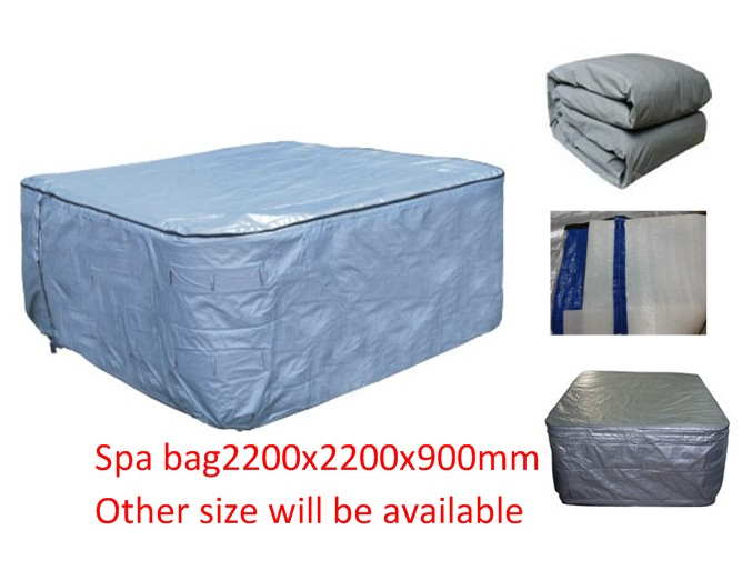 Spa bag2200x2200x900mm