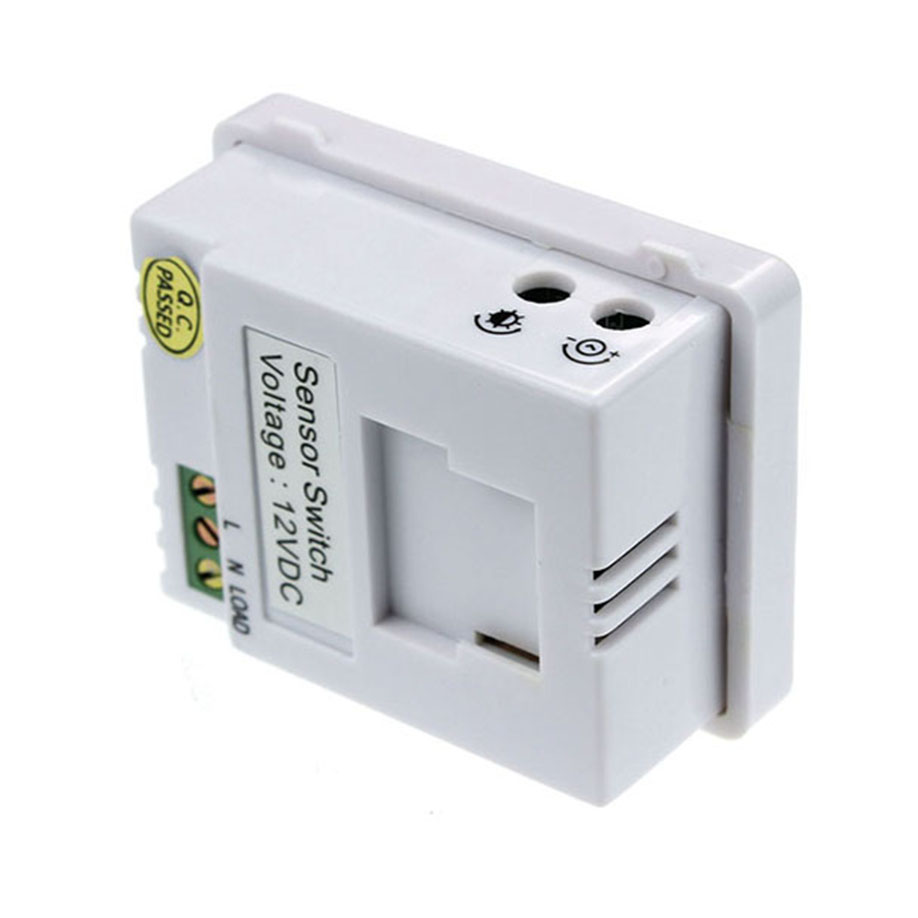 MUQGEW   DC 12V Automatic IR Infrared PIR Motion Sensor Switch LED For Light Lamp Worth buying Hot Sell Drop Shipping Promotion