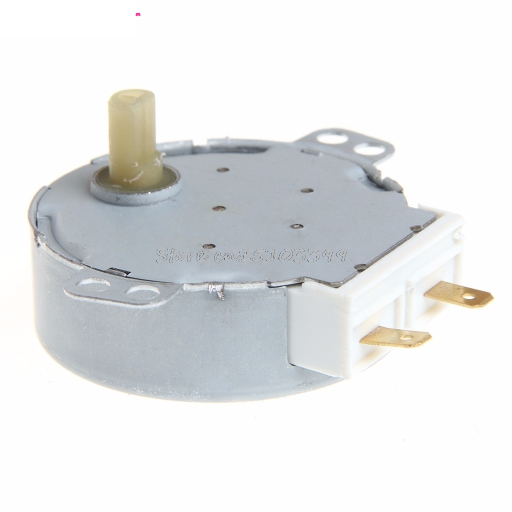Microwave Oven Tray Motor 220-240V 4W Synchronous Motor for TYJ50-8A7 QHO