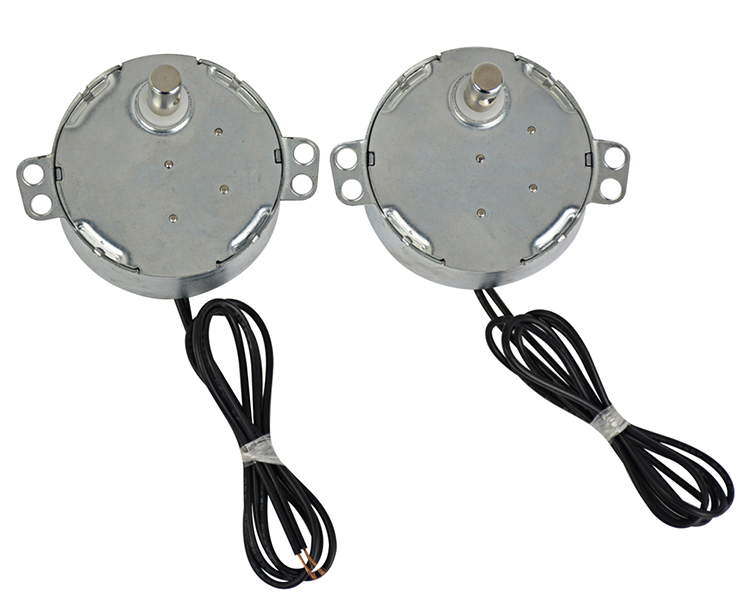 Aiyima 2pcs Claw Pole Permanent Magnet Synchronous Ac 220v240v