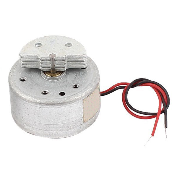 DC 1.5-3V 2700RPM CD DVD Player Torque Mini Vibration Motor 2 Pcs