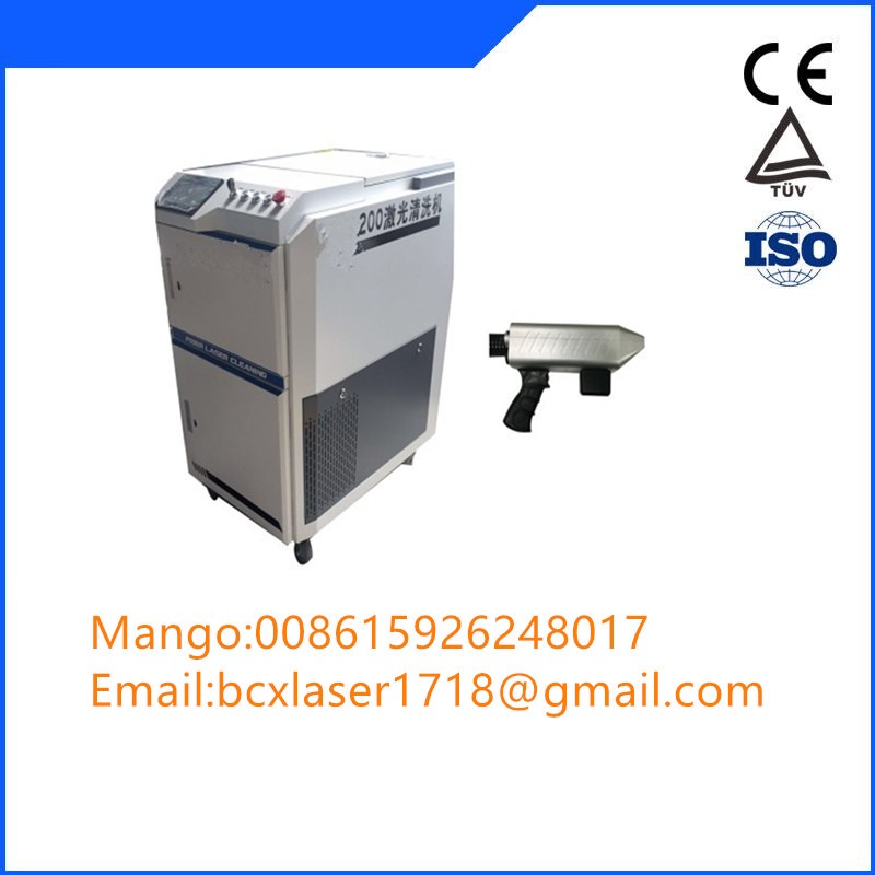 Factory Price Metal Rust Removal 200W Laser Cleaning Machine