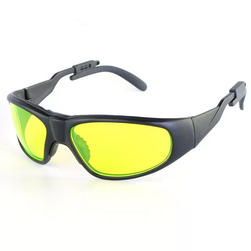 Most effective rechargable flood light CO2 laser protect glasses
