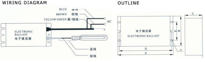35 400 Watt Hps Ballast Wiring Diagram