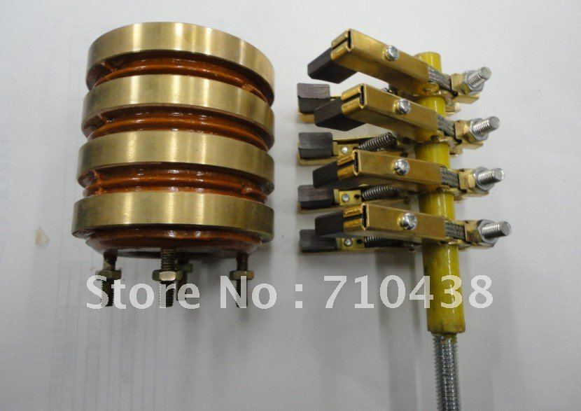 brush carrier for collecting ring  collecting ring slip ring