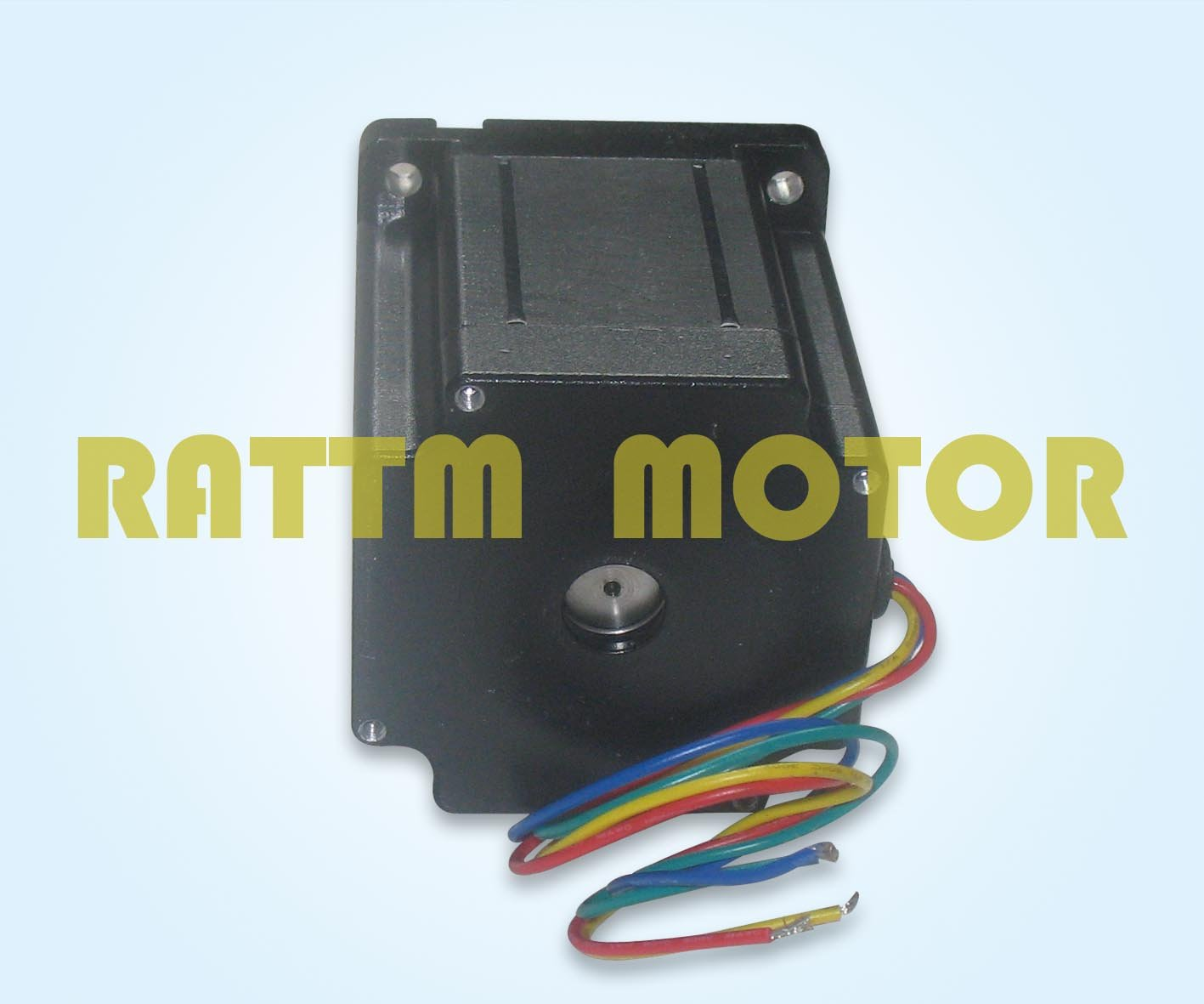 Quality NEMA34 878 Oz-in CNC stepper motor stepping motor/4.0A