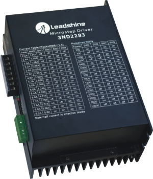 New Leadshine 3ND2283 CNC Digital high voltage Stepper Drive 2-phase work 150~220VAC, out 2.0A~8.2A