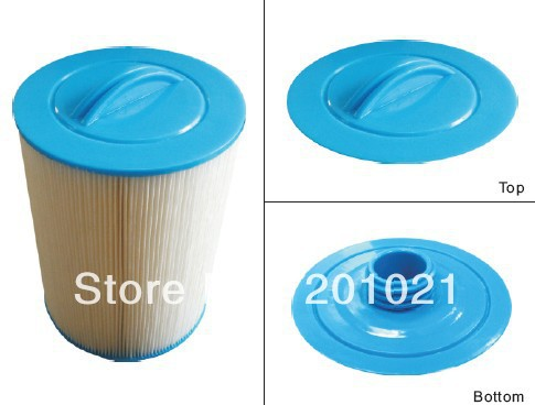 Cartridge filter of for hot tubs Diameter 15.5 cm Length 20,5 cm