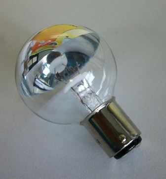 Compatible lamps for Dr Fishcer DF936012 25W 24V BA15D 1/2 Silver Incandescent bulbs