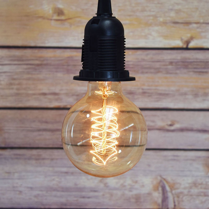 Vintage Edison Bulbs Incandescent Light Bulb Lamp AC 110V/220V E27 Socket Base Decor Light Bulb For Lamp P0.2