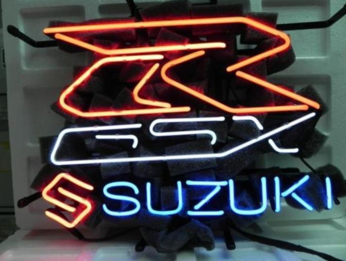 Business Custom NEON SIGN board For Japanese Motorcycle