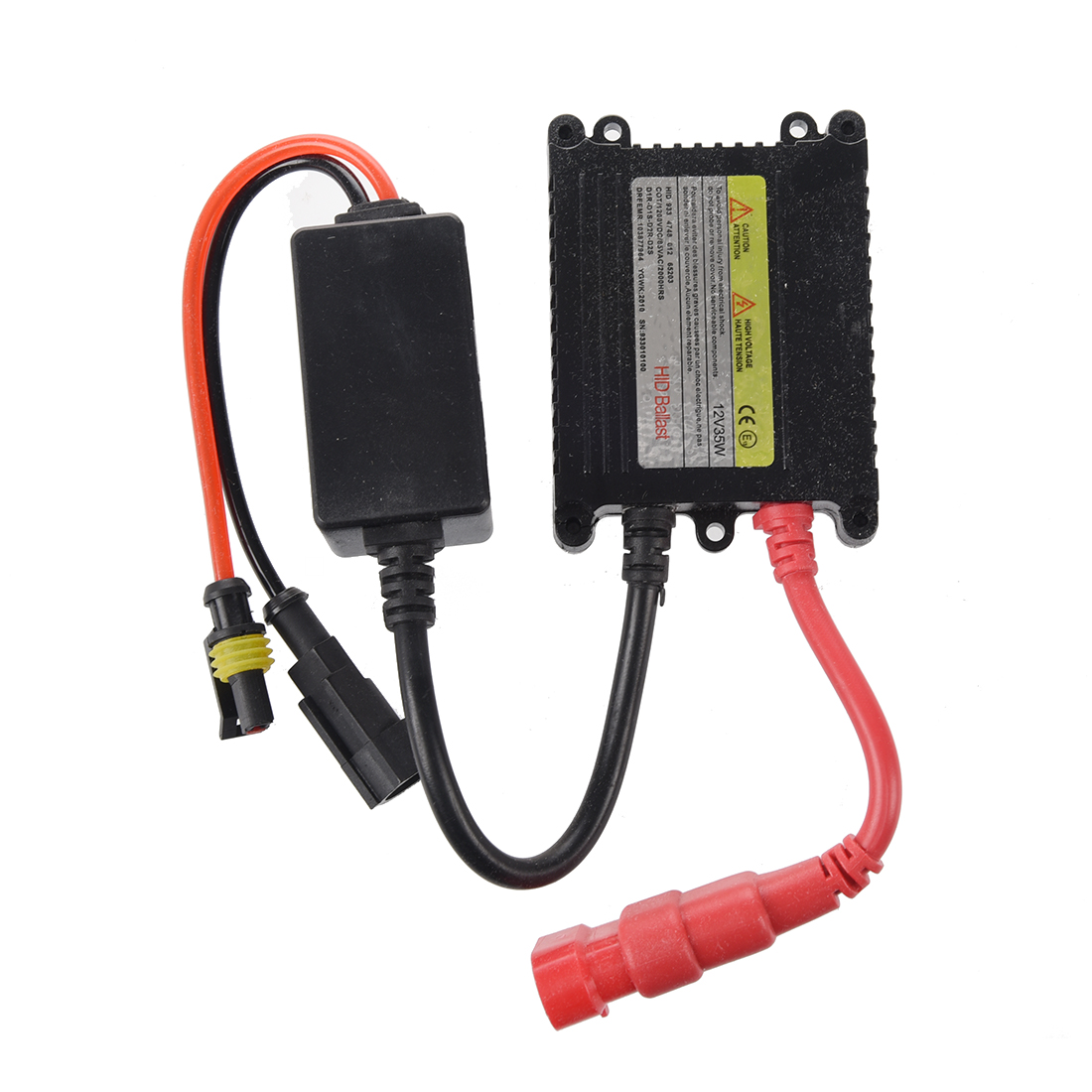 Slim 35W HID Xenon Ballast Conversion Replacement H1 H3 H3C H7 H11 H13