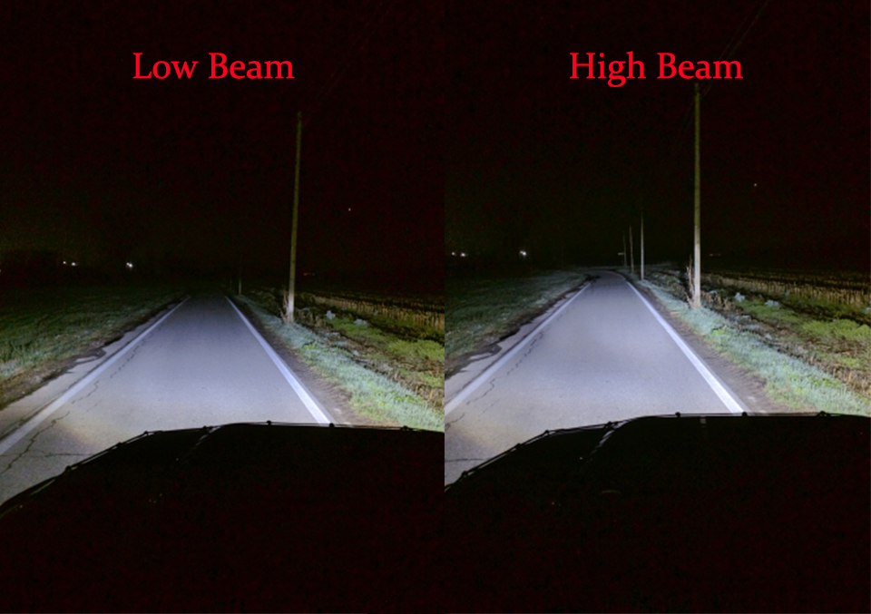 high low beam