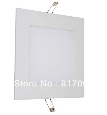 12W LED panel light square 180X180mm panel size architectural lighting