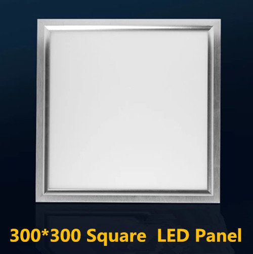 3014 SMD 300 x 300 mm LED Panel light 85~265V warranty 2 years 12W led panel light with 150 psc Edison 3014