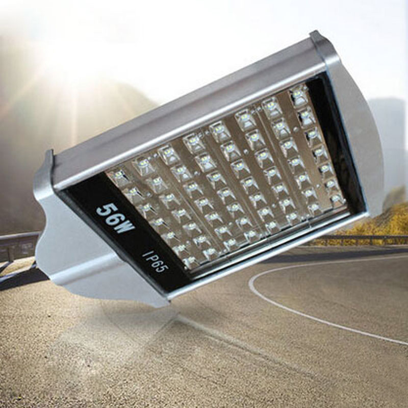 10pcs LED Street lamp 42W 56W 70W 84W 98W AC85-265V Warm White/White Led Street Off Road Lights Lamp Outdoor Lighting