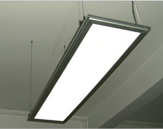 4pcs/lot suspended led panel light 300x1200 1*4ft , 40W SMD LED Pannel Light with 3200lm Replace 120W Incandlescent Tube
