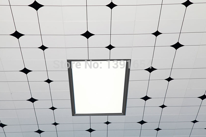 AC85-265V 100W CE ROHS  600x1200 LED Panel Light  Square Ceiling Light SAMSUNG 5630 2700-7000K Color