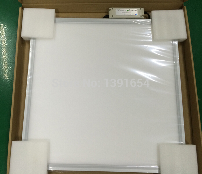 48W SAMSUNG 5630 Mounted Recessed LED Ceiling Panel Light 60x60cm 3800-4200LM 2700-7000K Color White Pure White Warm White