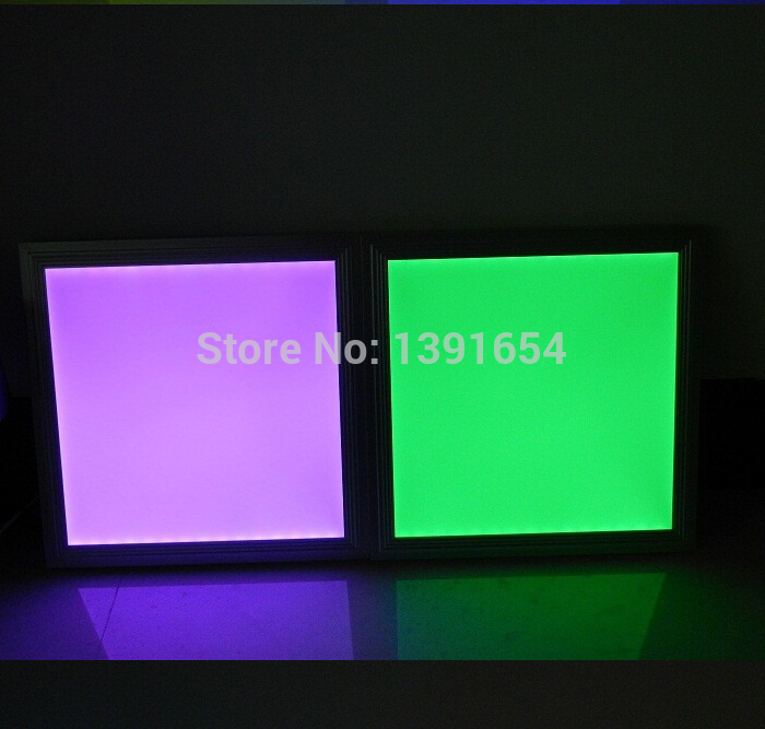 2.4g mi light wireless group Square 300x300 mm 16W RGB LED Panel Light Downlight Lamp Ceiling Light