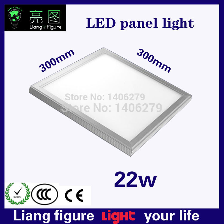 Wholesale LED 22W 300*300mm Panel Lamp Light LED ceiling light kitchen lampada plafon led for bedroom living room hotel light
