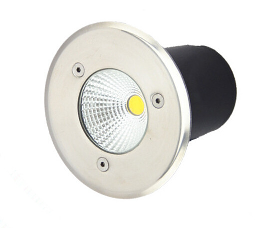 COB LED Underground Lamp15W AC85-265V Buried Lamp LED Inground Light LED Underground Light Warm White/White/Red/Green/Blue