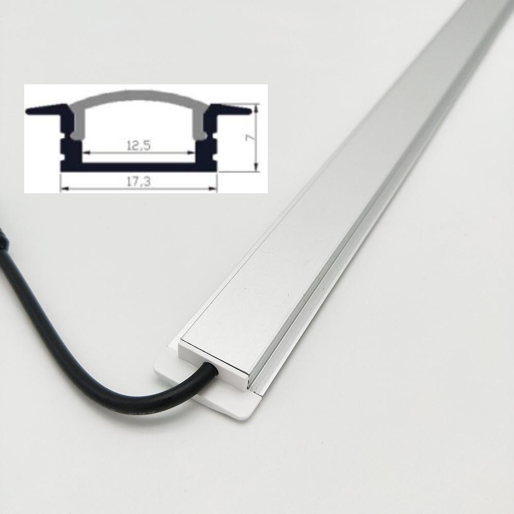 20pcs Lot 50cm Dc12v Dimmable Touch Sensor Light Led Strip: Cob Light Source High Power Led 30w20w Tile Blu Ray Light