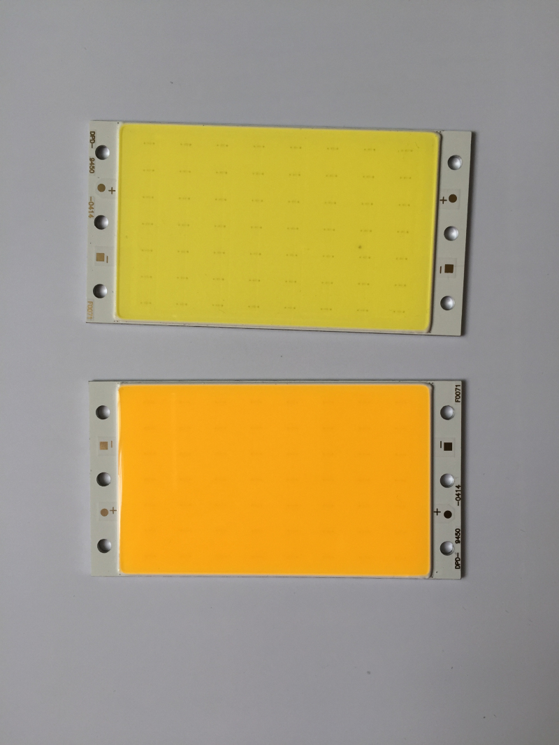 LED strip COB light surface light 10 w is suitable for the LED desk lamp light vehicle, car lights