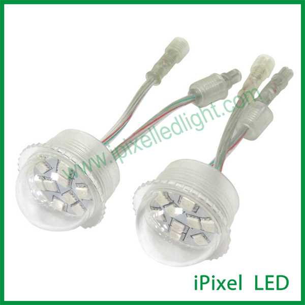 artnet madrix ucs1903 ic 35mm 9leds diameter rgb pixel point led
