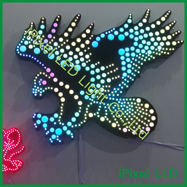 ucs1903 5050 6led pixel light waterproof amusement led