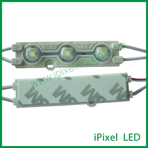 injection led signage lighting manufacturers led modules IP65 2years warranty