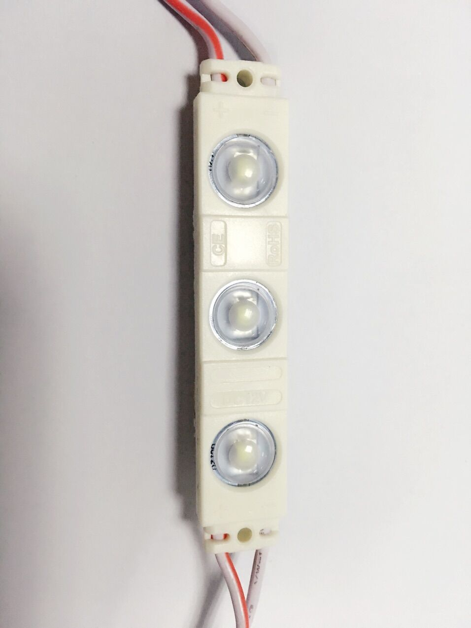 high bright 2835 SMD waterproof constant voltage LED Module;DC12V,1.08W;20pcs/string