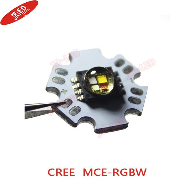 Freeshipping 2pcs US Original CREE MCE-RGBW 6000K High Power Led Emitter Special for Stage Light