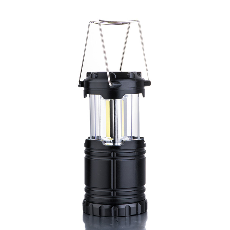 Super Bright  Collapsible  COB Led Camping Lantern Outdoor Portable Lights Water Resistant Camping Emergencies Lighting Lamp