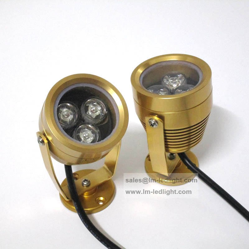 Ip65 led lighting 3w waterproof 20pcs iluminacion de - Iluminacion led jardin ...
