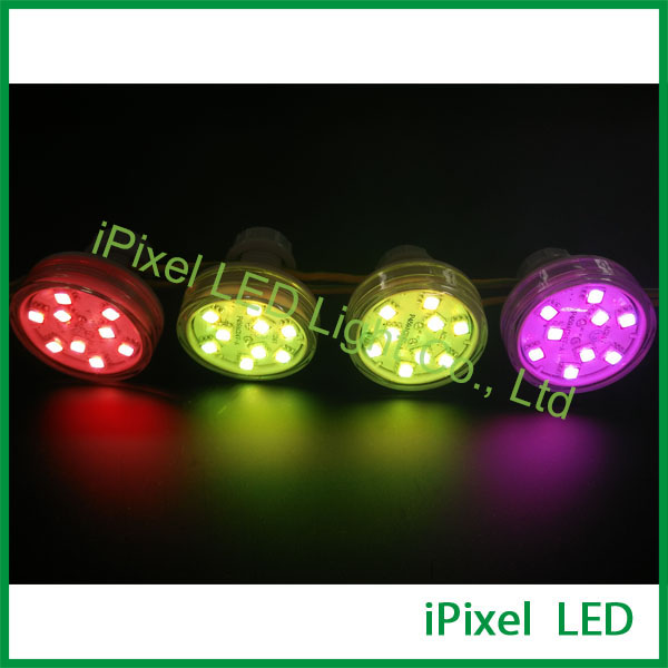 Diameter 45mm IP20 Non-waterproof 16pcs per set Automatic control LED pixel lights