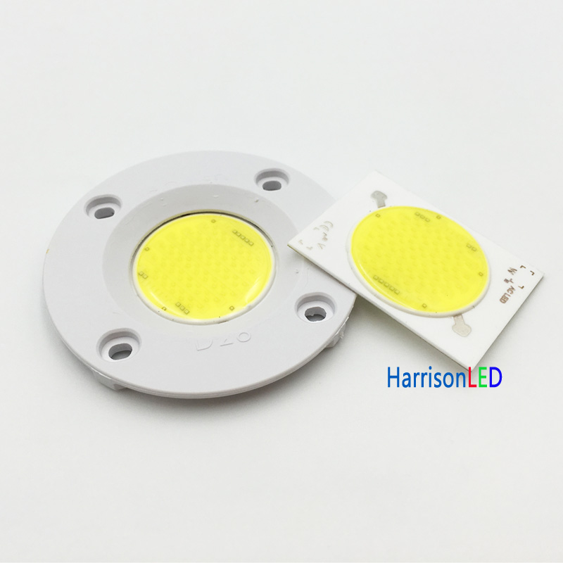 100x D28 round shape AC COB LED module NO NEED DRIVER LED chip for floodlights street light 20W 30W 50W support dimmer