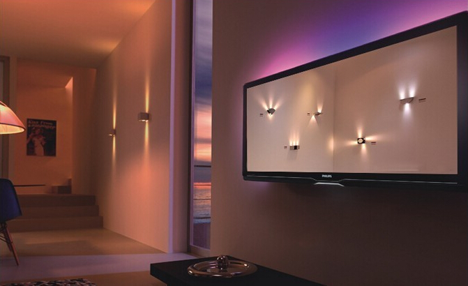 Seminal Hotel club KTV 2wLED wall modern aisle wall lamp background TV background FG327