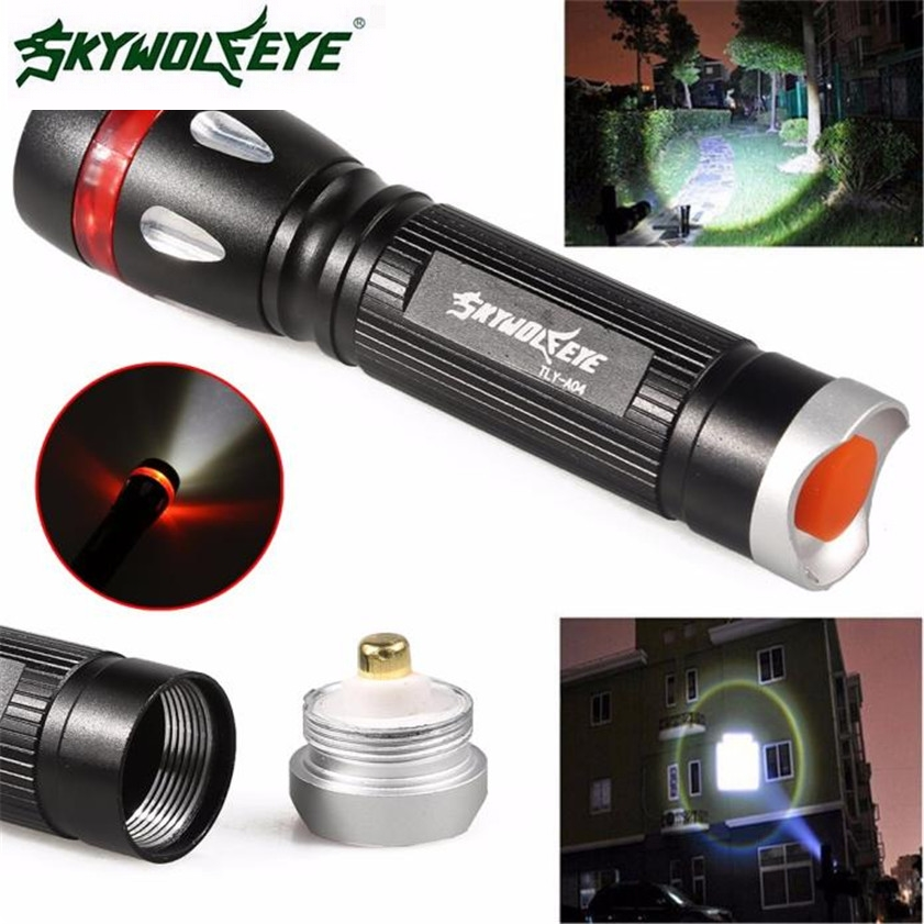 High Quality T6 3000 Lumens Led Modes 18650 Xml 3 Flashlight Cree cTFKul1J3