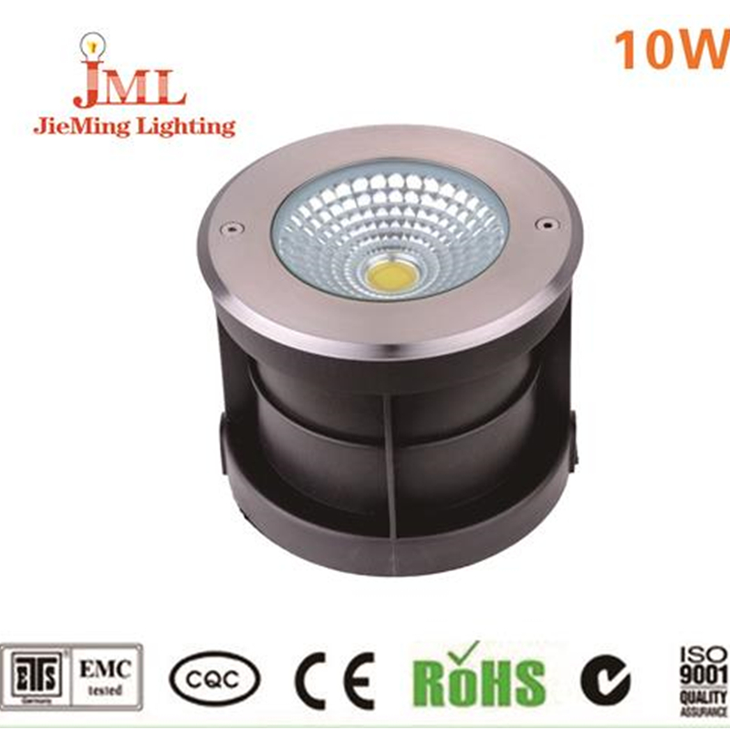 1pcs/lot LED underground light DC24V 14V 10W warm cold white color outdoor lighting surface garden lamps floor lights