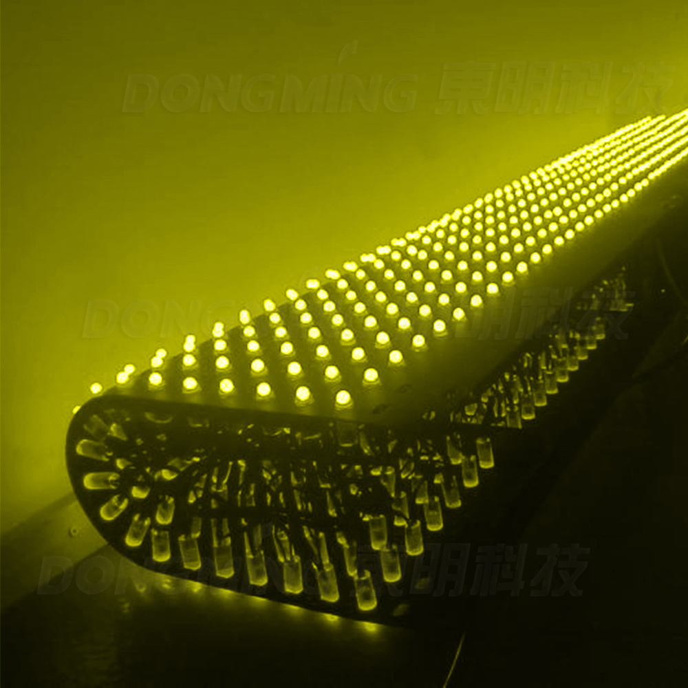 Wholesale 1000pcs/lot led string module single color super brightness led point pixel light IP68 ad light led channel letter