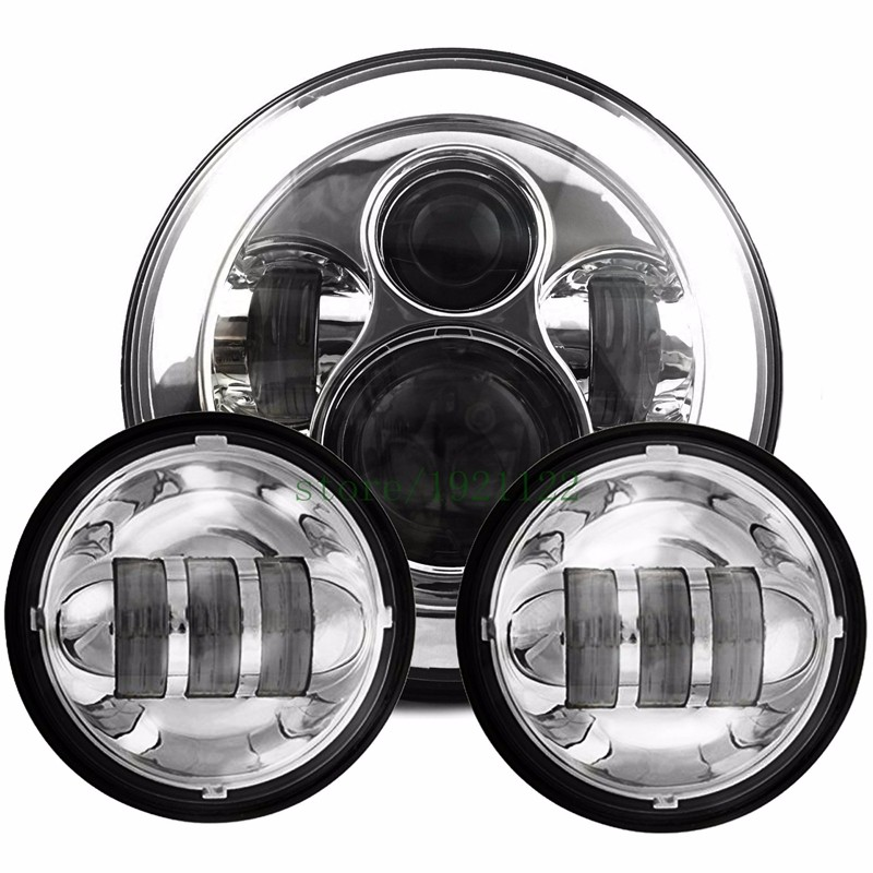 4.5 inch led fog lamp harley davidson fod light 7inch motorcycle led headlight for harley davidson.j1pg.21jpg