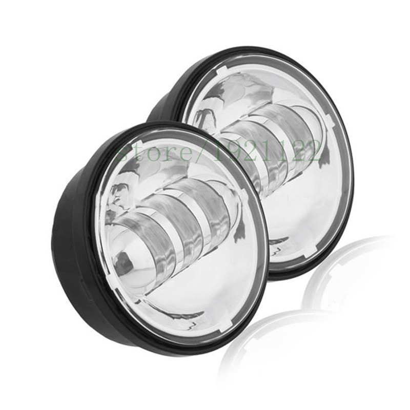 4.5 inch led fog lamp harley davidson fod light for harley davidson.j1pg